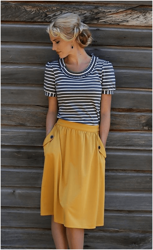 e8e67b8a5 15 Church Outfits For Your Moderate Look | MeetRV