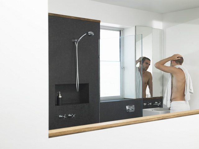 Take Advantage of Digital Shower Controls