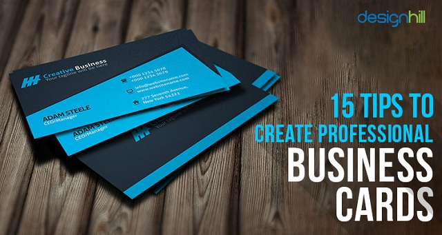 15 tips to create professional business cards meetrv colourmoves
