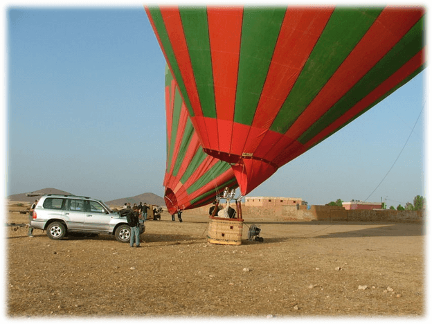 An air Ballooning Exceptional Experience in Marrakesh