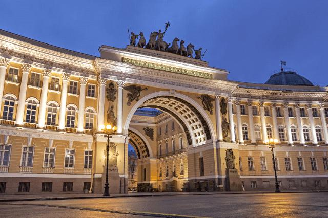 Hermitage. St. Petersburg