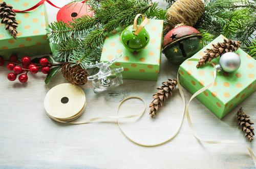Jingle Bells Wrap