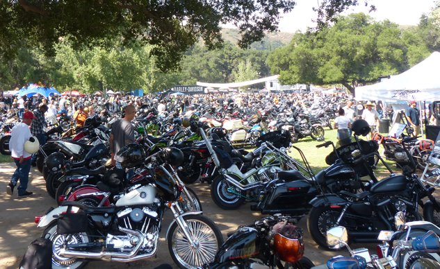 Motorcycle Events and Shows Across the World