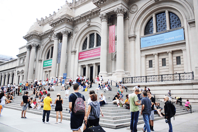 The Metropolitan Museum New York