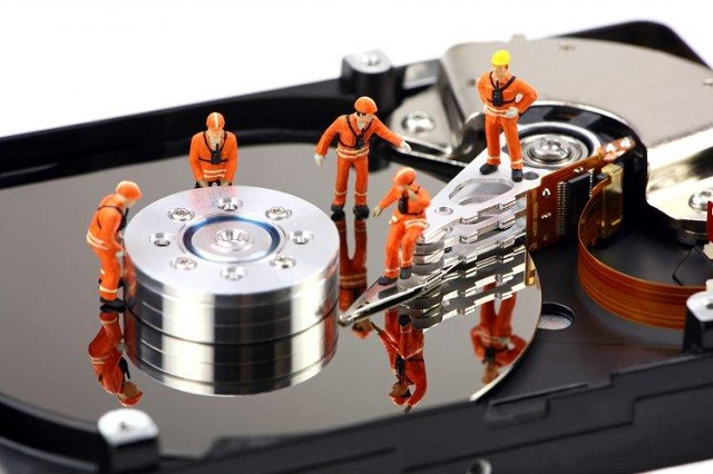 Five Things about Data Recovery Services