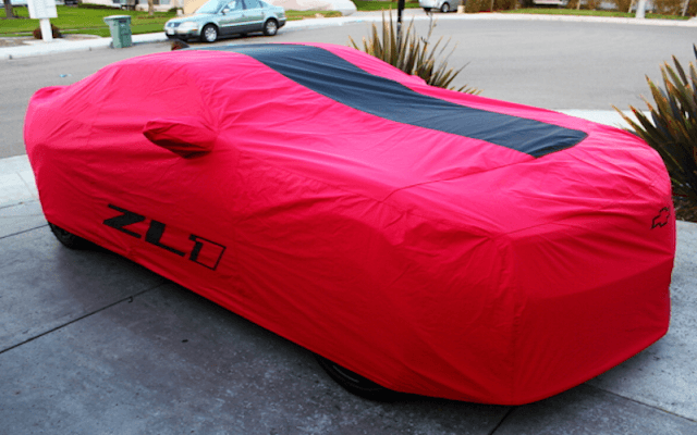 Tips to Repair a Car Cover Properly