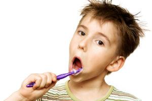 Childs Dental Habits
