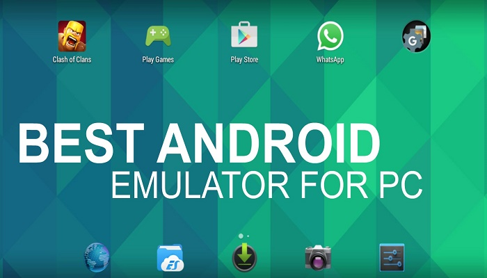 Android Emulators To Experience Android On Your PC