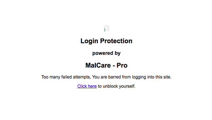 Login Protection1