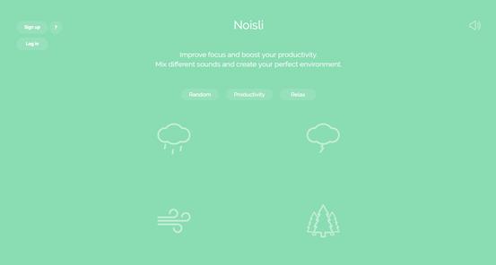 noisli app