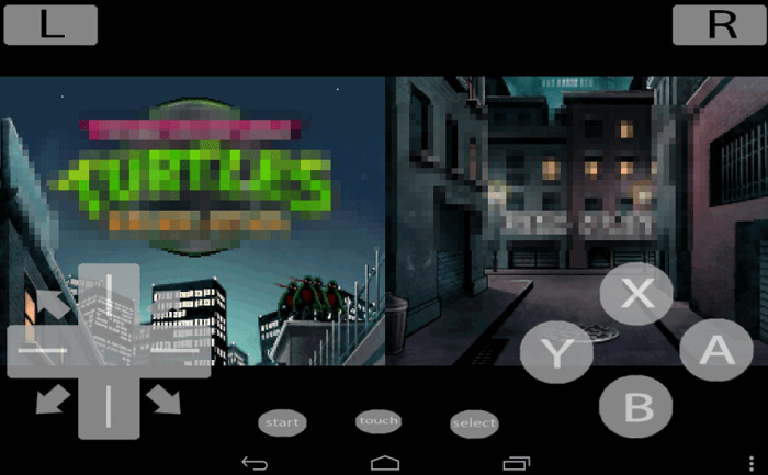AseDS Emulator