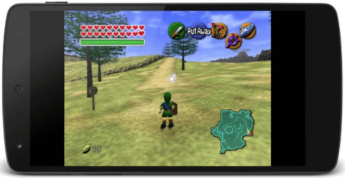 MegaN64 N64 Emulator