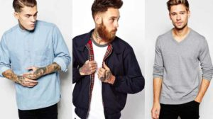 Mens Autumn Wardrobe
