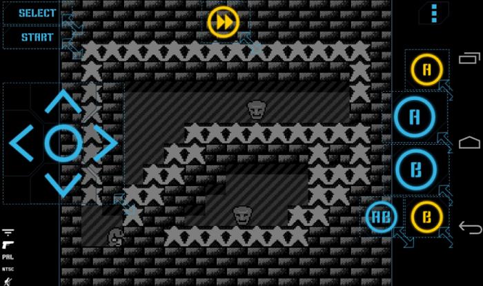 Nostalgia NES Emulator