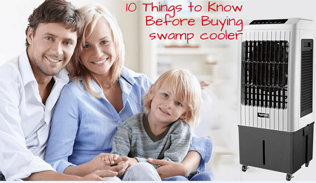 Things to Know Before Buying portable swamp cooler