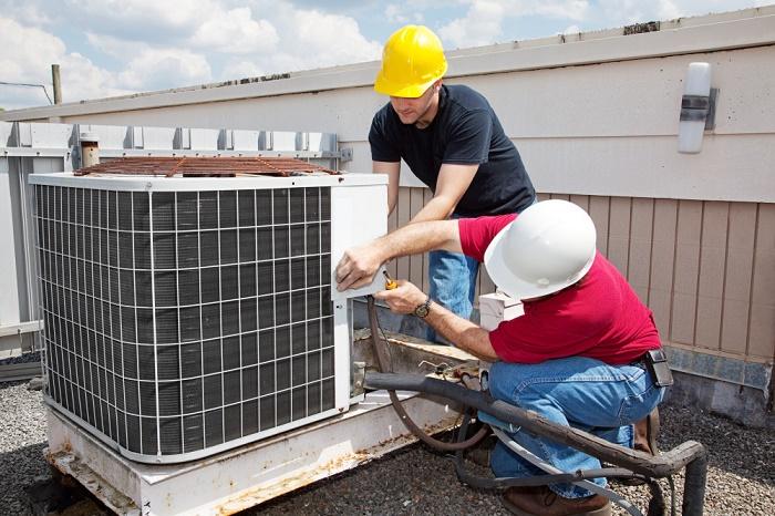 HVAC Repairing Services