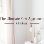The Ultimate First Apartment