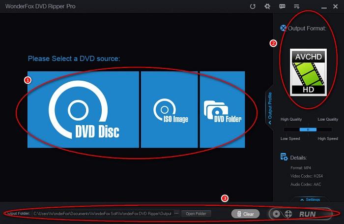 Steps to Convert DVD to Digital Formats Using WonderFox DVD Ripper Pro
