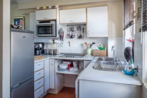 White - Themed Kitchen