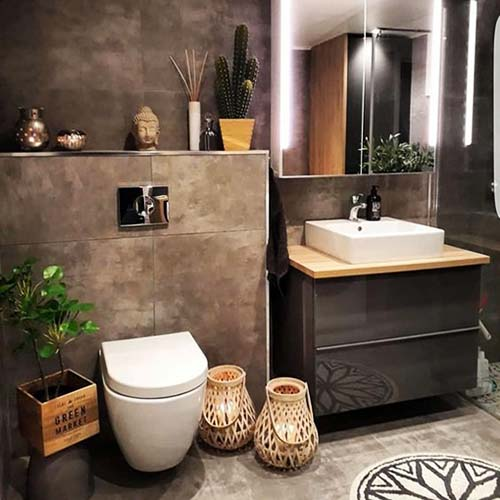 bathroom design look