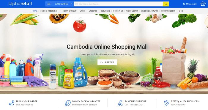 Alpha Retail