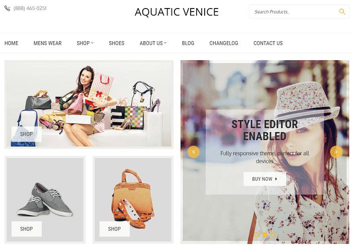 Aquatic Venice