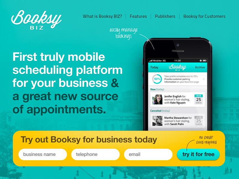 Appointment Booking by BooksyBiz