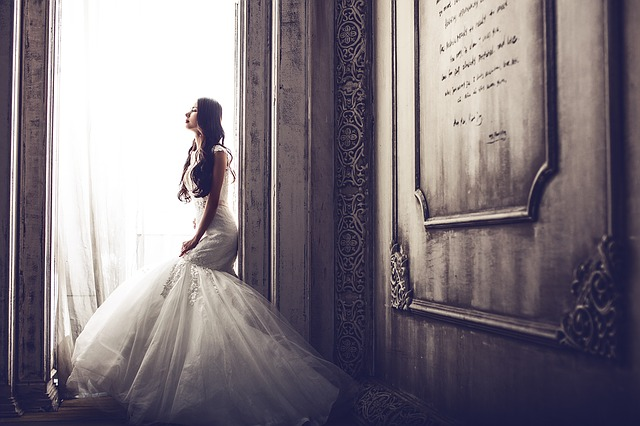 DIY Wedding Dress Preservation Project