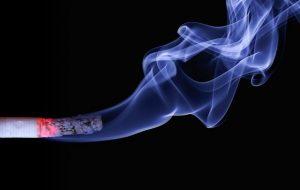 Hazards from Smoking