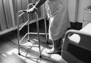 Taking Care of Bedridden Seniors