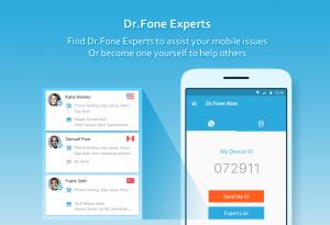 Dr.Fone Expert Software