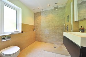How to Choose the Floor Tiles for Small Bathrooms