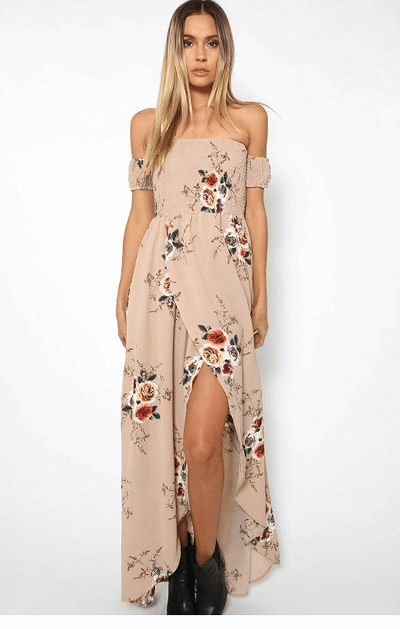Boho-Style Dresses