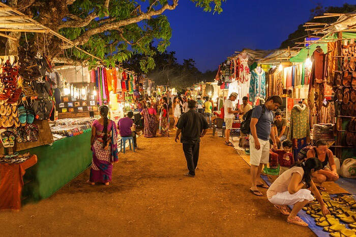 Mozzam Jahi Market