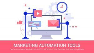 Marketing Automation Tools