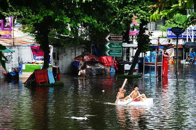 Water Damage Claim