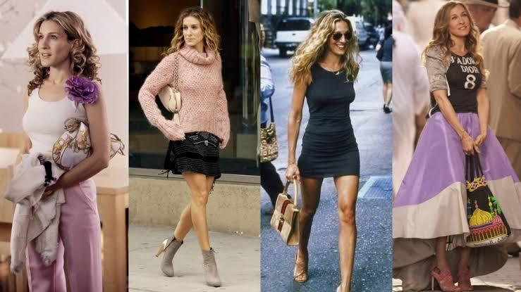 Carrie Bradshaw - Sex & the City