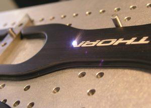 Laser marking