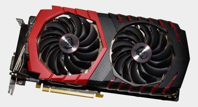 AMD Radeon RX 570 (4GB)
