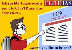 IAS Topper