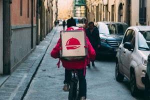 Food Delivery Service Business