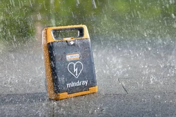 AED Storage Temperature