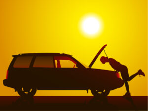 Car heat