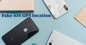 Fake iOS GPS location with Dr.Fone