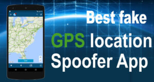 Best iOS GPS location spoofer App on iPhone