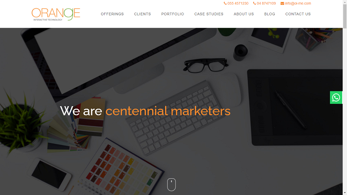 Orange Interactive Technology