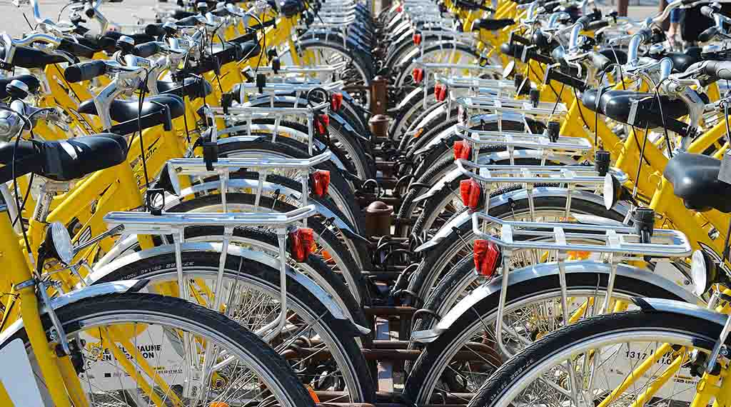 Why Bike Sharing Entrepreneurs Are Attracting Investors