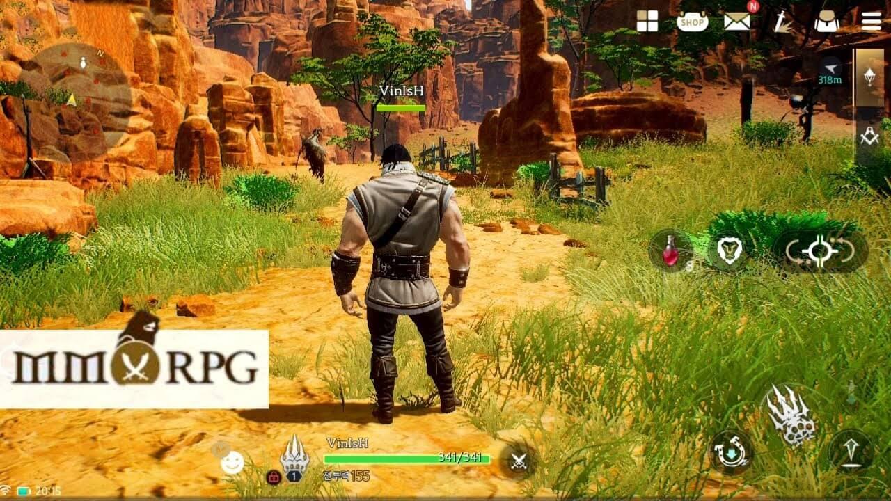 MMORPG Games In 2021