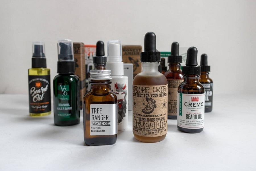 Beard Oil Brands