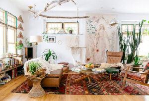 Bohemian Interior Design